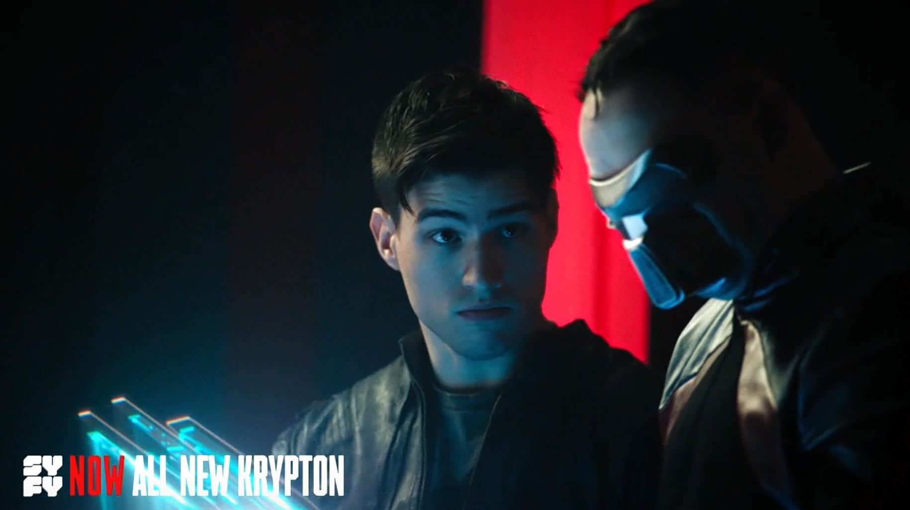 """Krypton"" Season 2, Episode 4: ""Danger Close"" SYFY"
