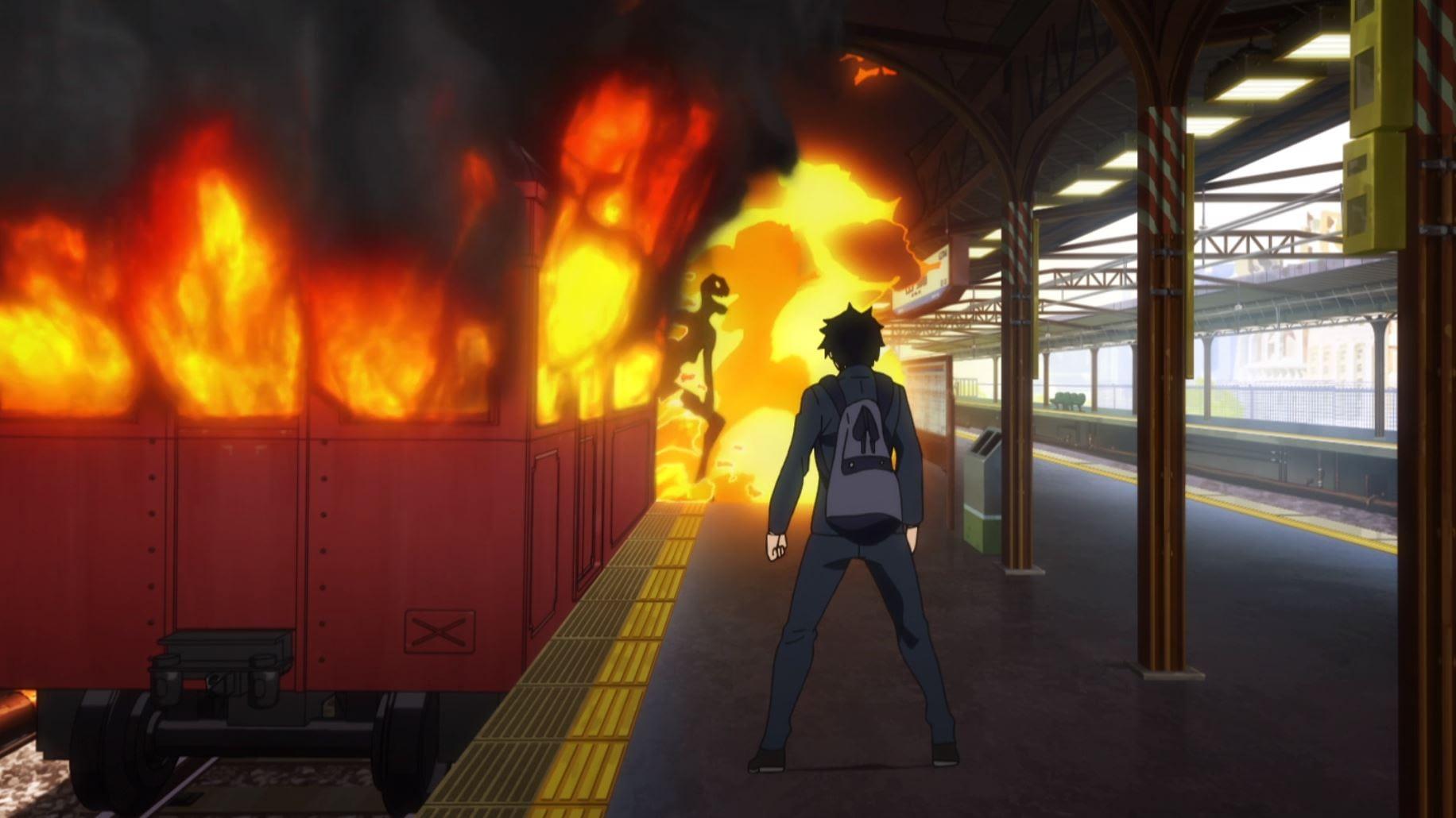 """Fire Force"" from Crunchyroll"