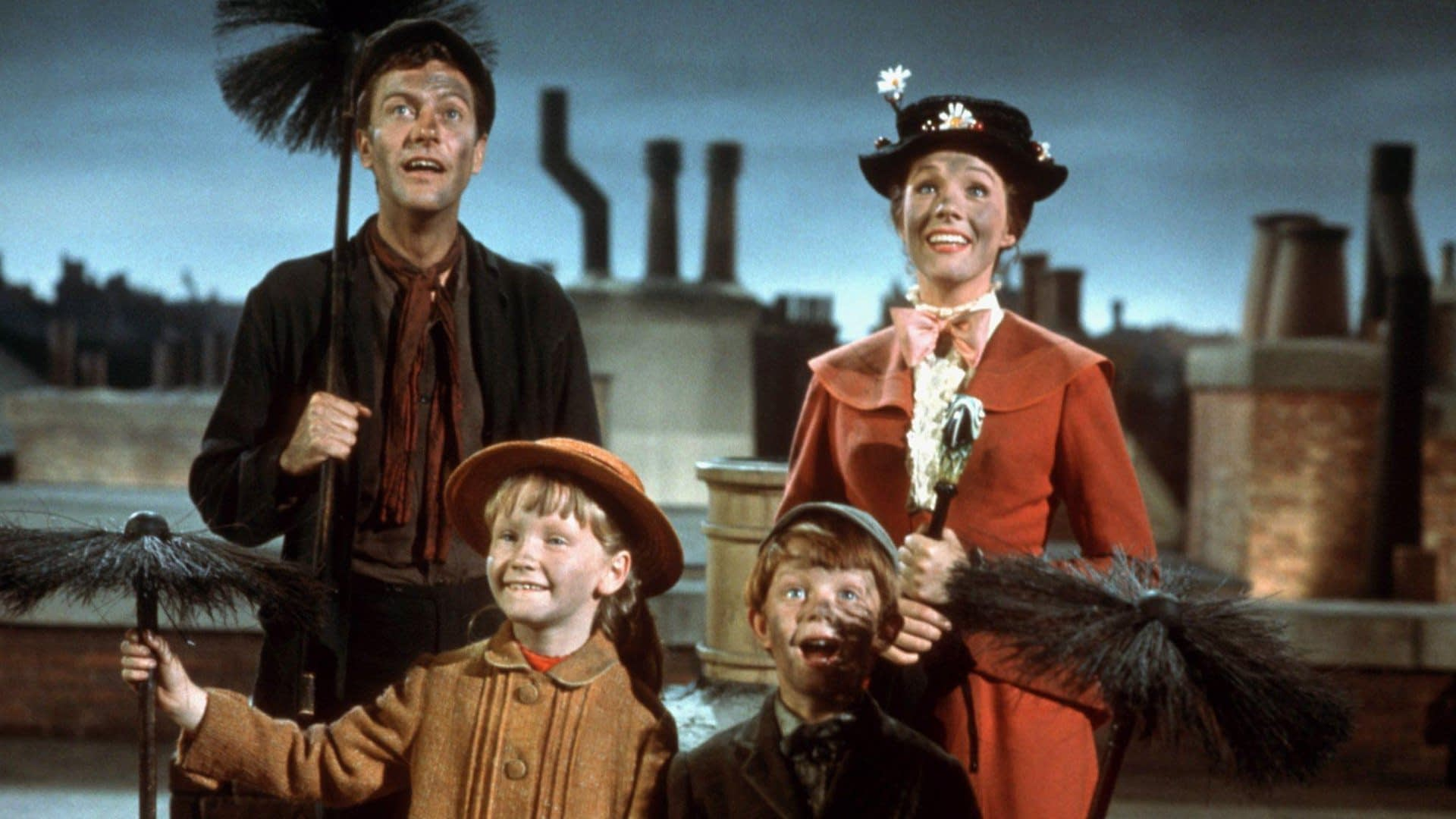 All Time Best Adult Movies mary poppins' is the greatest movie musical of all time and