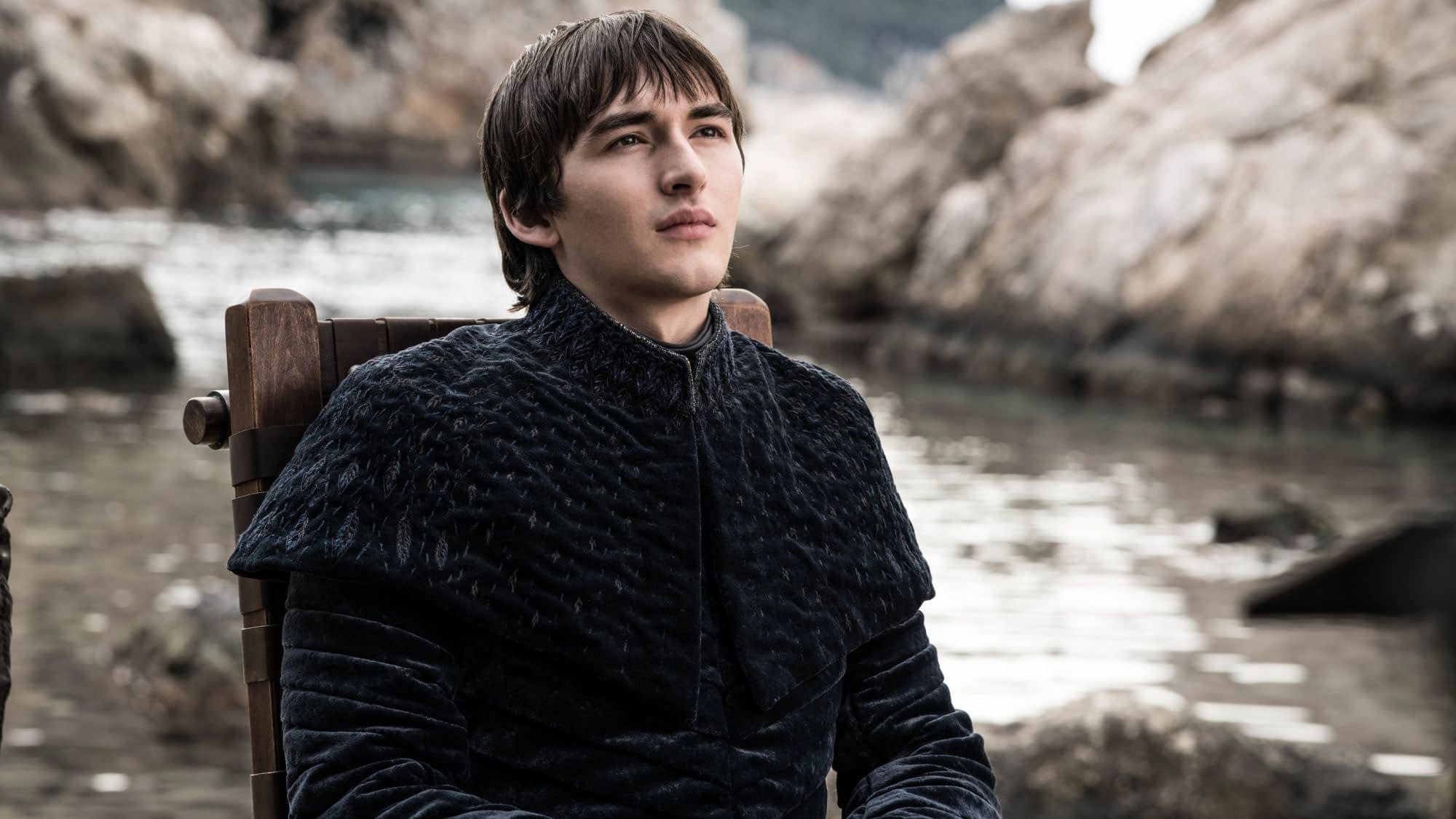 'Game of Thrones' End in Bran's [Isaac Hempstead Wright] Own Words