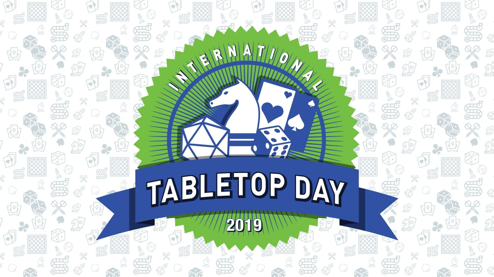 Celebrate International Table Top Day with Geek and Sundry!