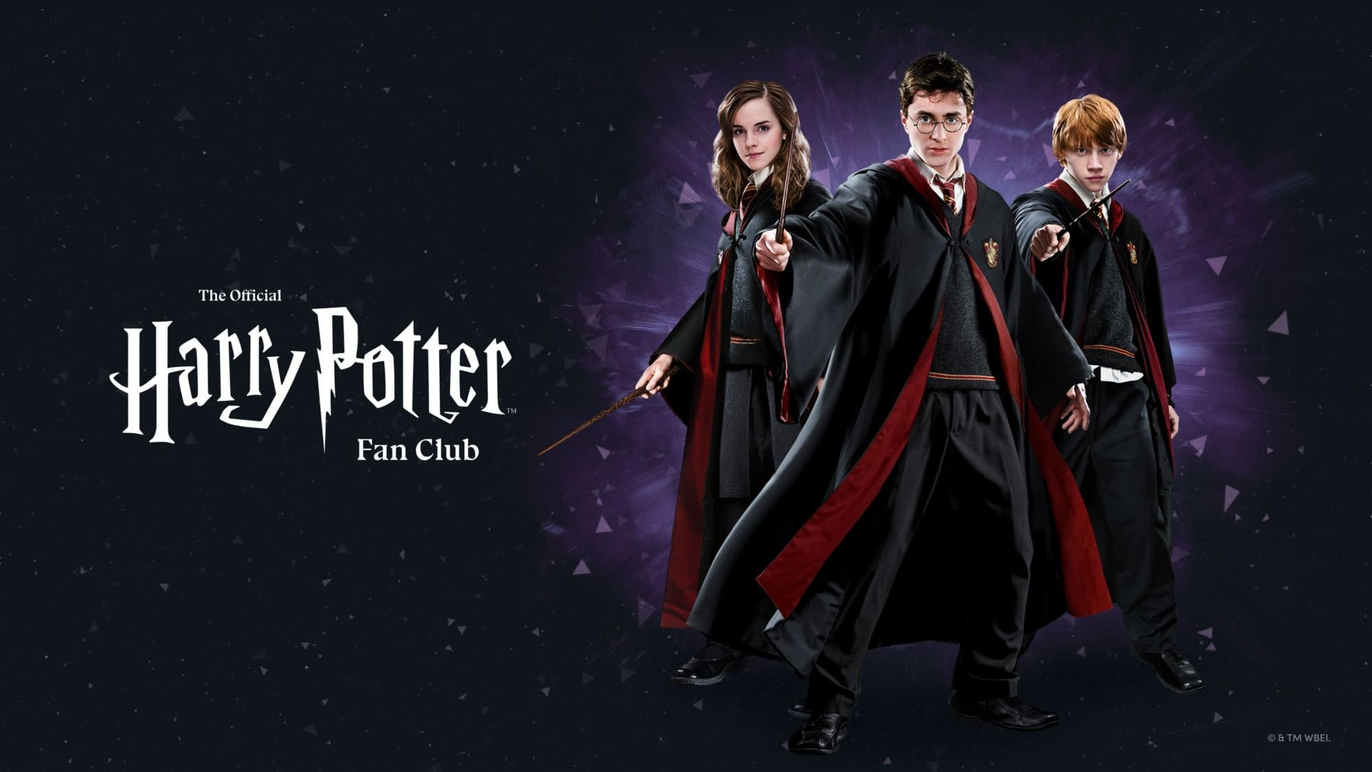 """""""Harry Potter"""" - Wizarding World Digital Introduces The Official Harry Potter Fan Club"""