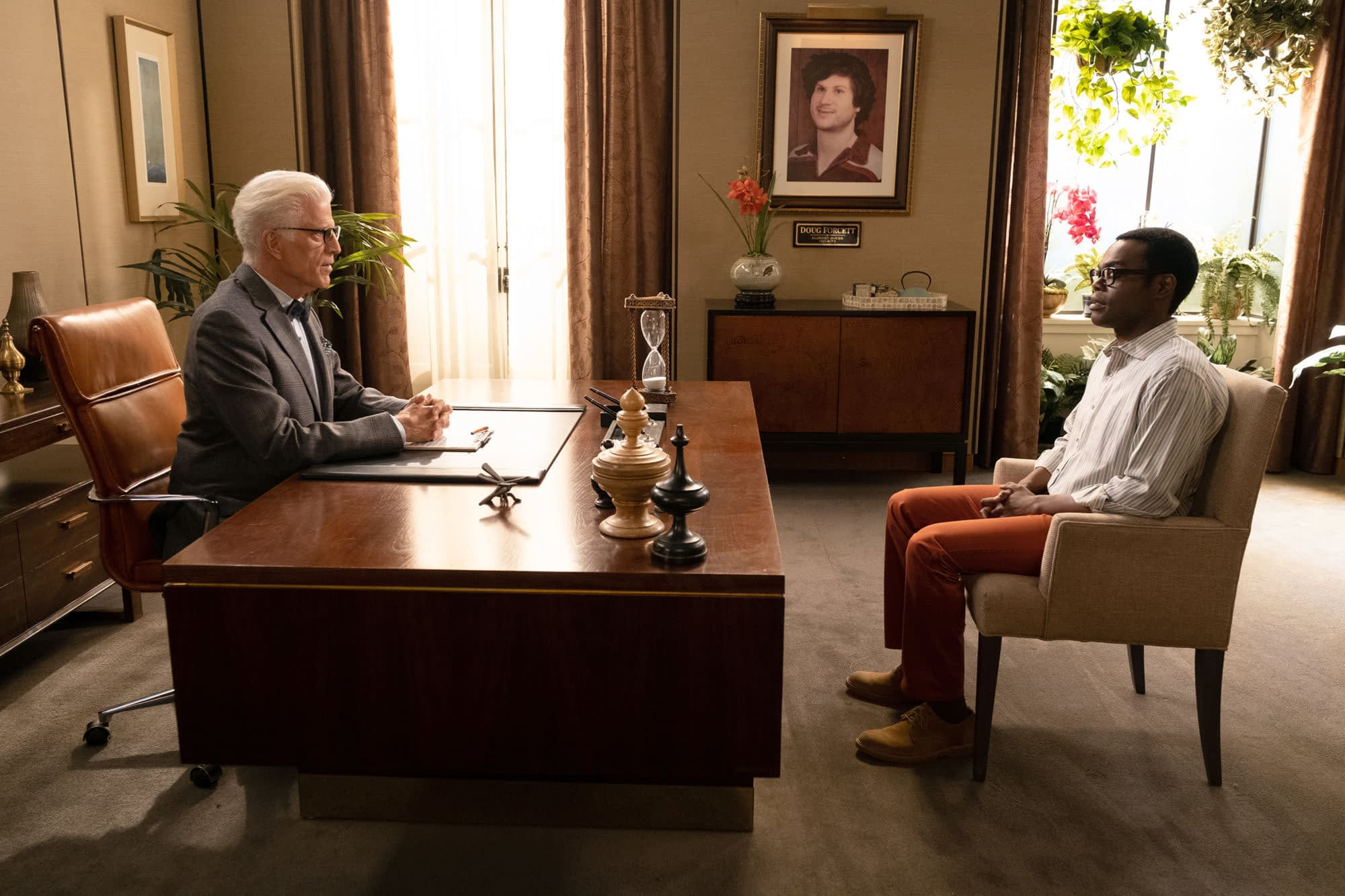 """The Good Place Review, """"The Answer"""""""