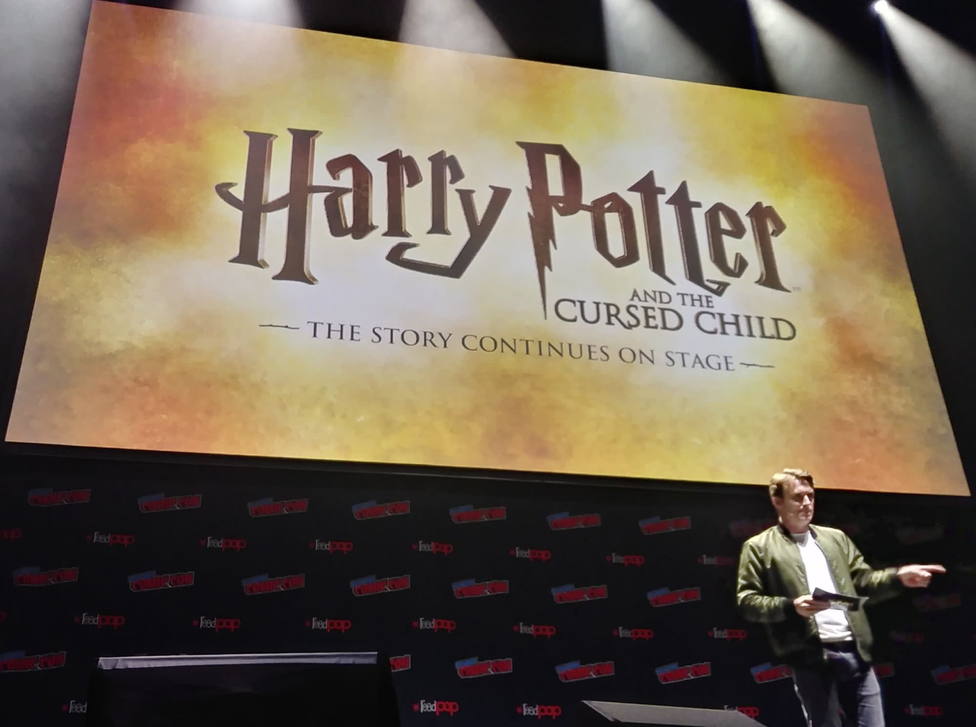 Harry Potter and The Cursed Child: The Magic of Movement and Cloak-ography at NYCC