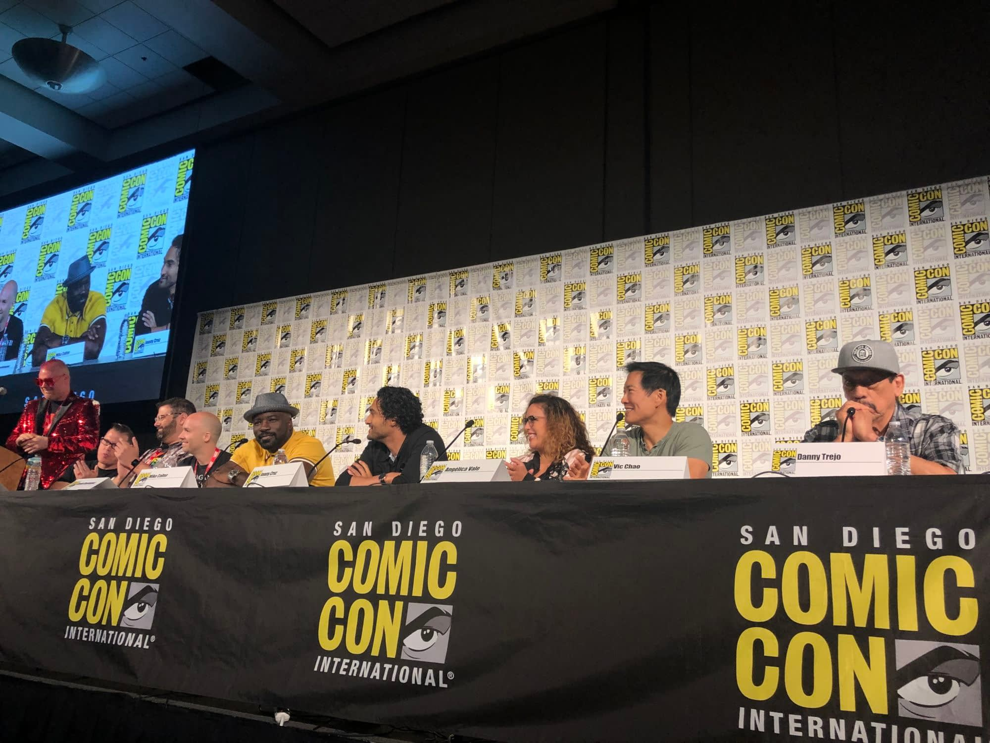 """Seis Manos"": Viz Media Unveils their first Netflix Anime Series at San Diego Comic Con"