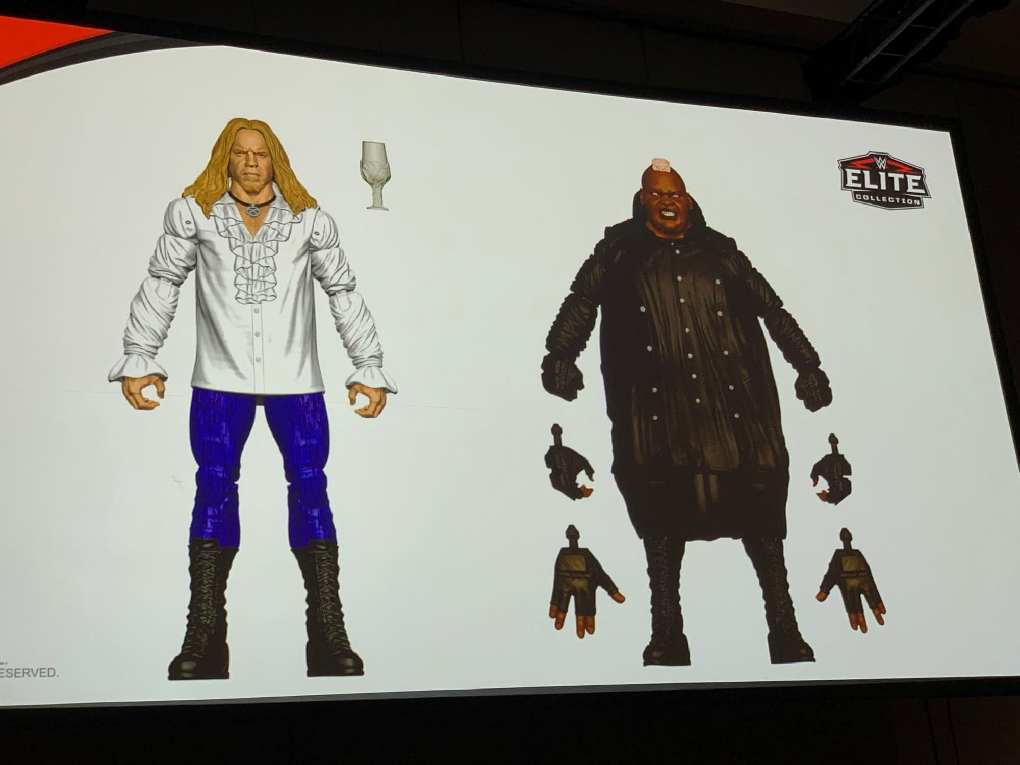 WWE Thrills at Mattel Panel, Reveals New Ghostbusters MOTU Crossovers
