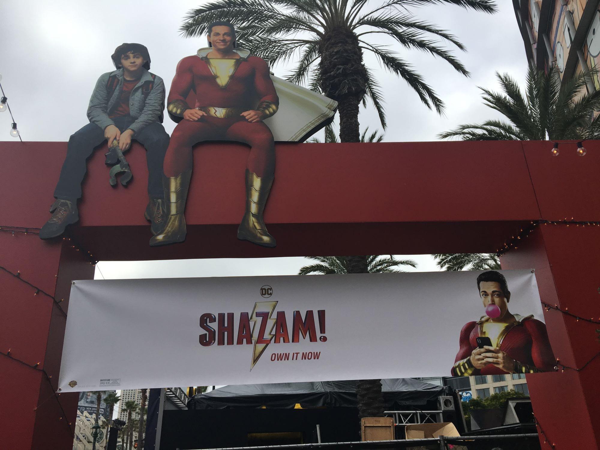 Say His Name - Shazam and Chilladelphia