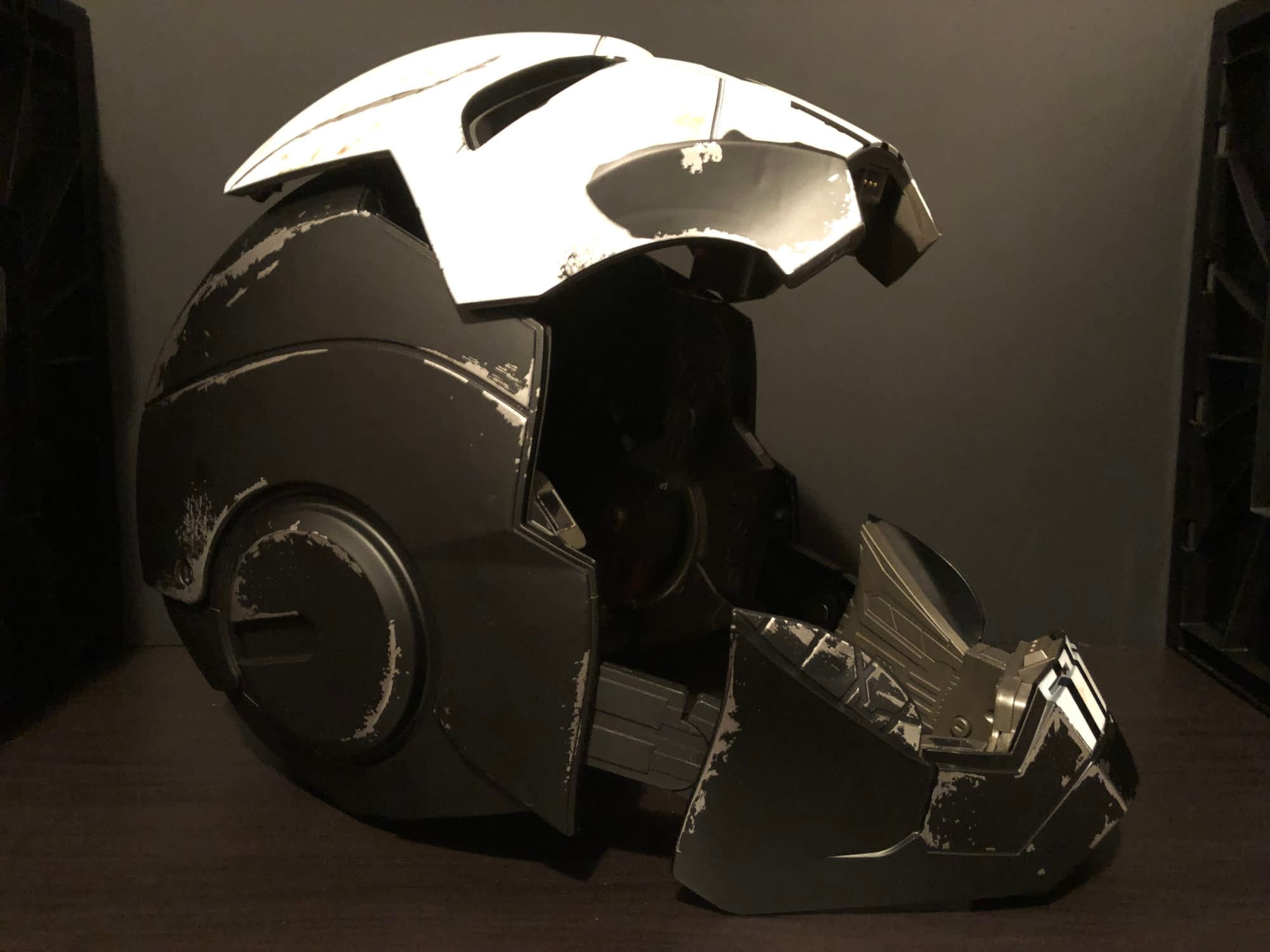 Punisher War Machine Helmet Prepares You for War [Review]