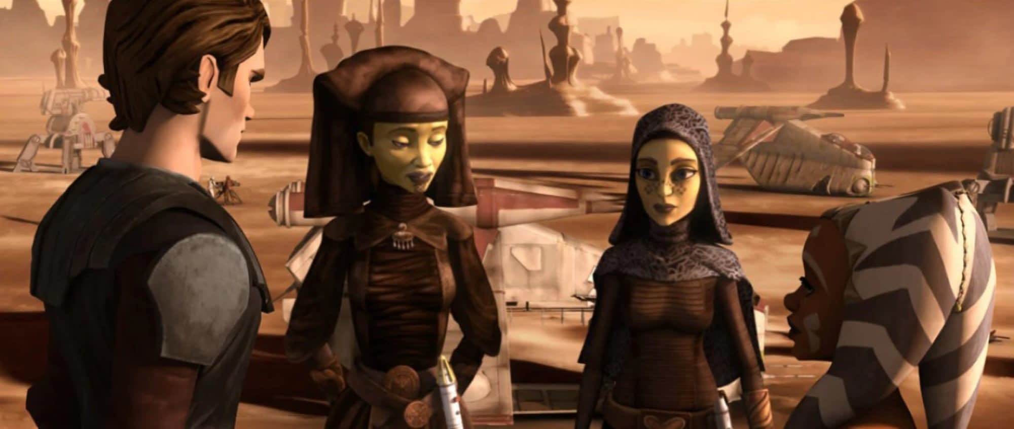 """Star Wars: The Clone Wars"" Episode IV - A New Retweet Hope [REVIEW]"