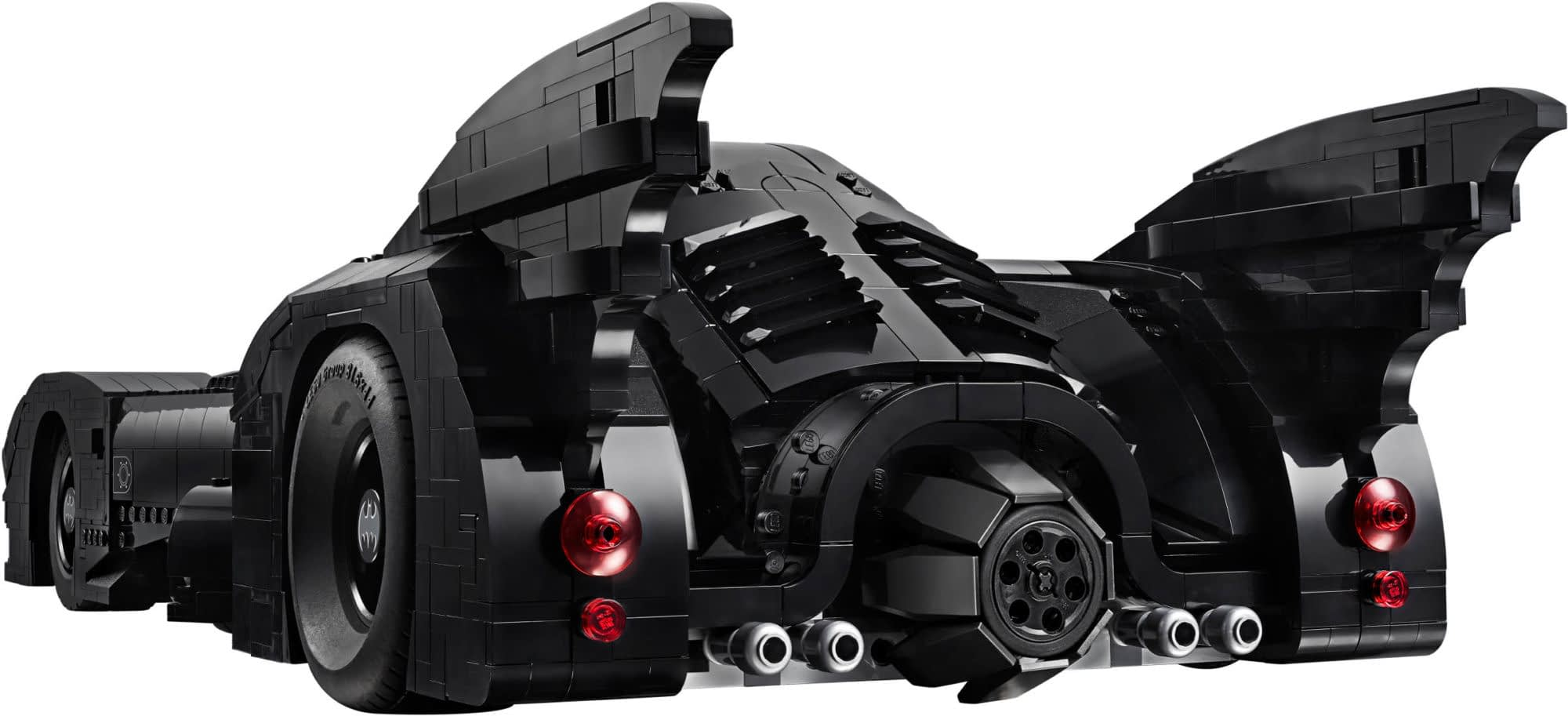 Lego Batman 1989 Batmobile Is Here to Pick You Up