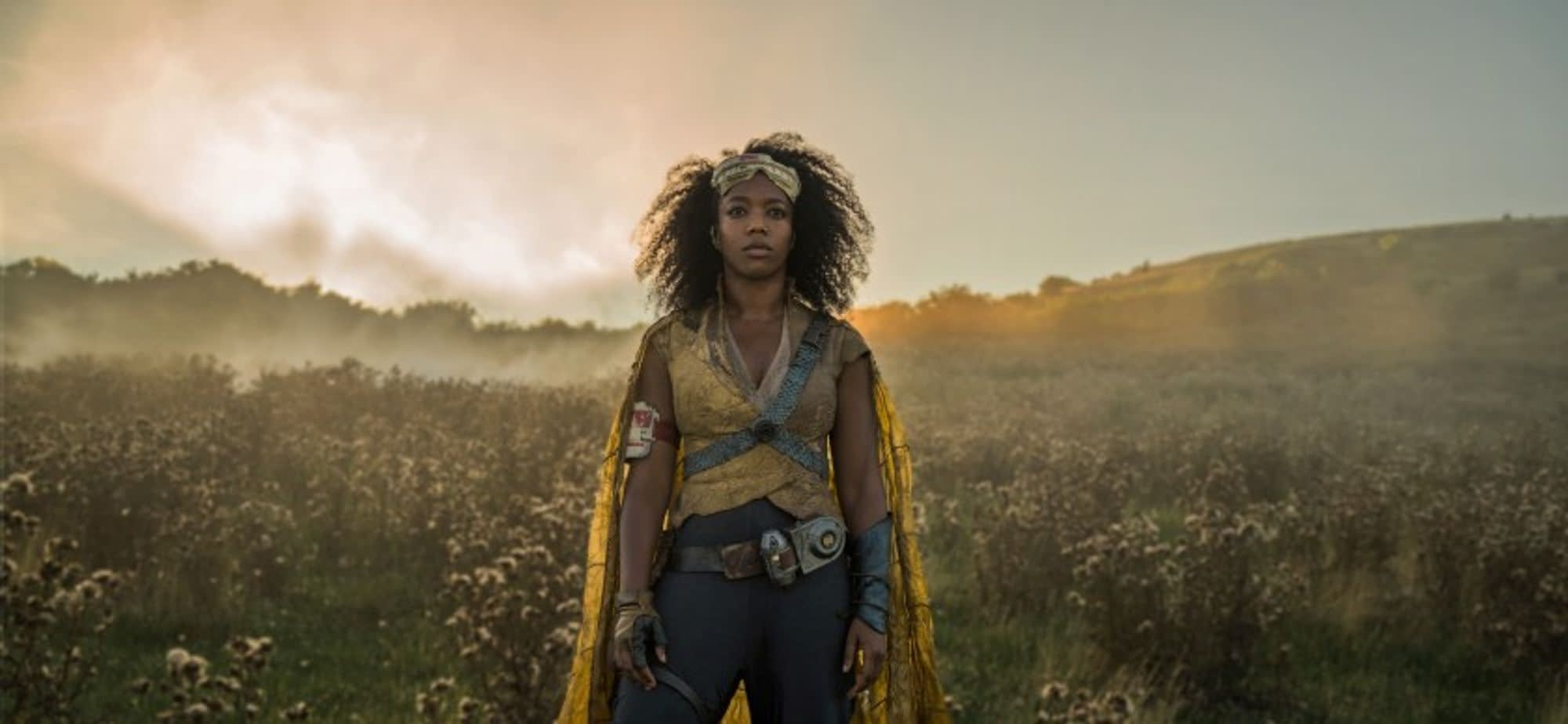 "Naomi Ackie Talks Getting Offered a Role in ""Star Wars: The Rise of Skywalker"""
