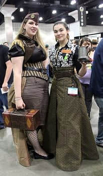 Steampunk Cosplay 3