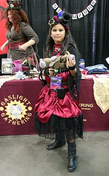 Steampunk Cosplay 4