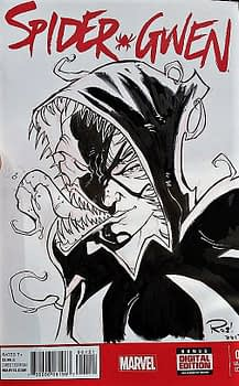 46 Sketches And Commissions Bought At C2E2, From Sharp To