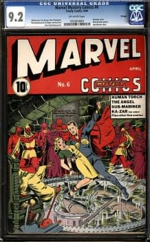Marvel Mystery 6