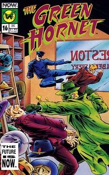 """An earlier """"Green"""" comic from Zircher..."""