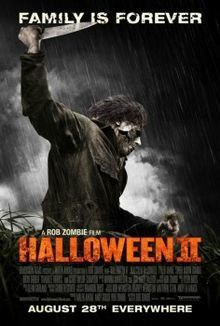 Halloween Rob Zombie 2 Poster
