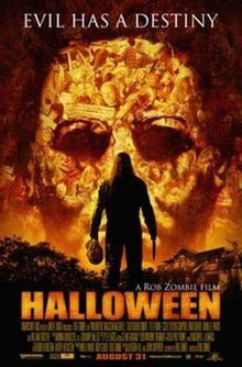 Halloween Rob Zombie Poster