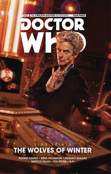Doctor Who Wolves of Winter