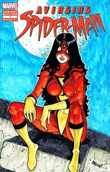 Avenging Spiderwoman Final SM