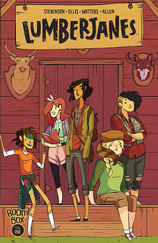 Lumberjanes 001 - Cover A