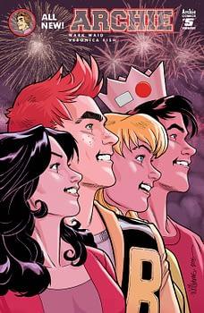 Archie#5WilliamsVar