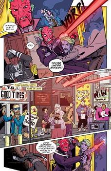 The Doorman - Issue 010004