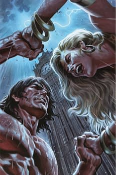 LORDS OF THE JUNGLE COVER