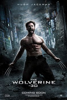 the wolverine rage poster