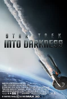 star trek into darkness poster