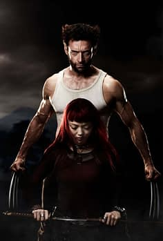 The Wolverine (Wolverine and Yukio)