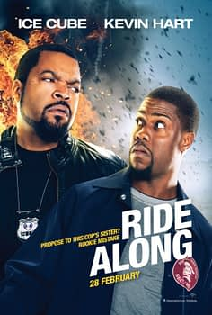 ride along uk poster