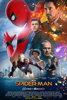 spiderman: coming