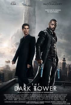Is the dark tower movie based on the book