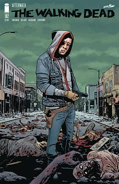 A Much Beloved Walking Dead Character Will Leave the Comic Book Tomorrow