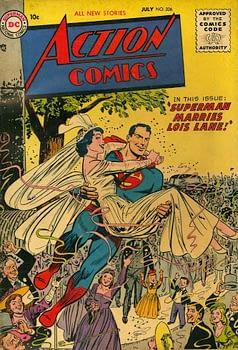 action-comics-206-superman-lois-lane-wedding