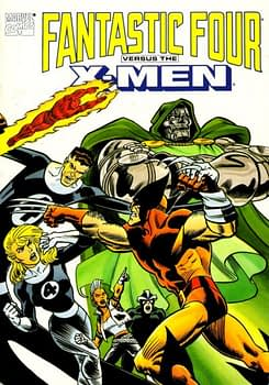 fantastic four vs the x-men