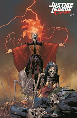 DC Comics November 2019 Solicitations, Frankensteined