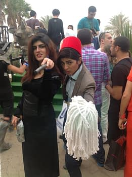 MEFCC DR WHO Cosplay