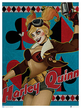 DCBombshells-HarleyQuinn