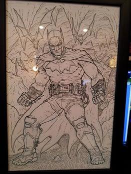 Batman by Ramon Marcus Villalobos