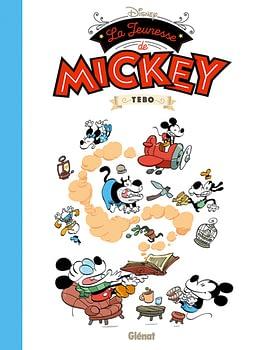 501 DISNEY_GLENAT_LA JEUNESSE DE MICKEY[DIS].indd