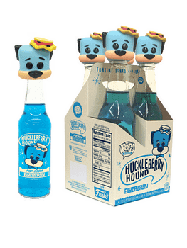 SDCC Funko Huckleberry Hound Soda