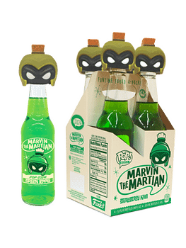 SDCC Funko Marvin The Martian Soda