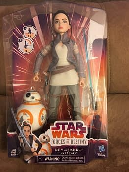 Star Wars Forces of Destiny Figures 1