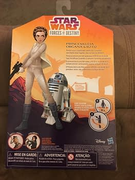 Star Wars Forces of Destiny Figures 4