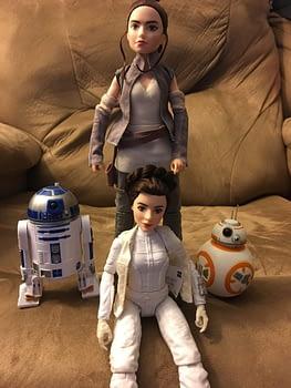 Star Wars Forces of Destiny Figures 32