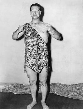 Gehrig Tarzan