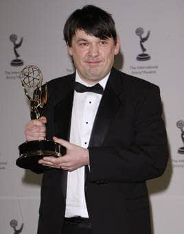 Graham Linehan cosplaying as a humbled penguin.