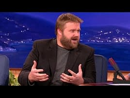 The Walking Dead Perfume That Never Was – Robert Kirkman On Conan O'Brien